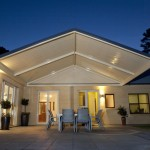 Gable Clearspan Patio