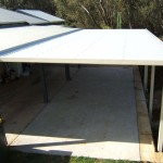 Flat Roof Patio