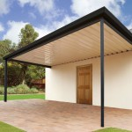 Carport with SolarSpan® Insulated Roofing