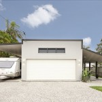 Carport with SolarSpan® Roof Panels