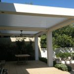 Stratco Outback® Flat Roof Patio
