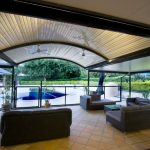 Stratco Outback® Clearspan Patio